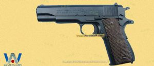 U.S. M1911A1 Transition Model S.C.W. by WA